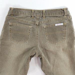 Sass & Bide Sydney Flare Wide Leg Denim Jeans